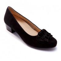 Туфли женские Caprice 9/9-22312/20 004 BLACK SUEDE