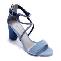 Босоножки женские Marco Tozzi 2/2-28317/20 876 LT. BLUE COMB