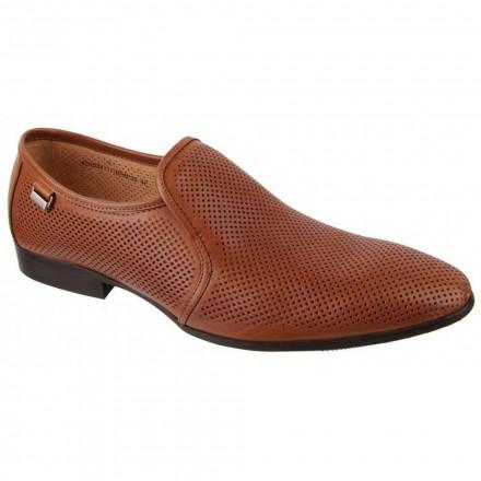 Туфлі чоловічі Welfare 420534111/BRN/30
