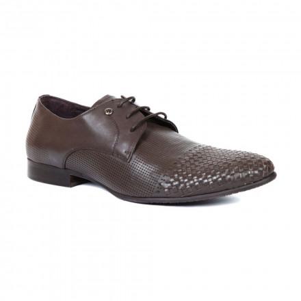 Туфли мужские Welfare 420514211/BRN/30
