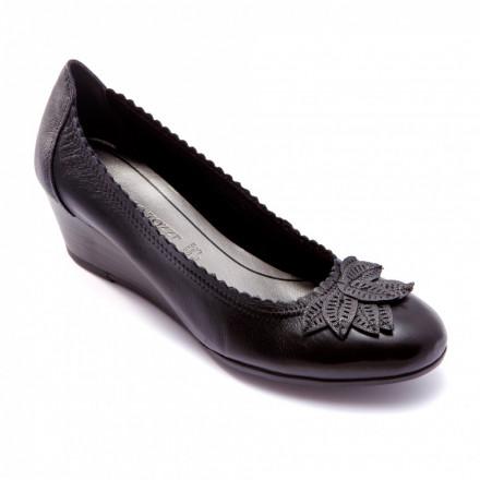 Туфли женские Marco Tozzi 2/2-22303/20 096 BLACK ANT.COMB