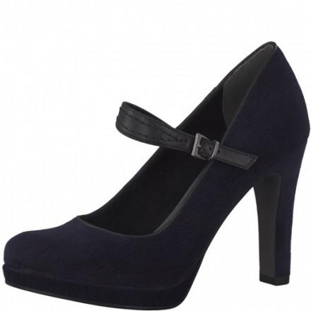 Туфли женские Tamaris 1/1-24408/29 816 NAVY/BLACK