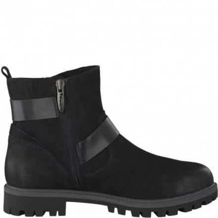 Ботинки женские Tamaris 1/1-25411/29 001 BLACK