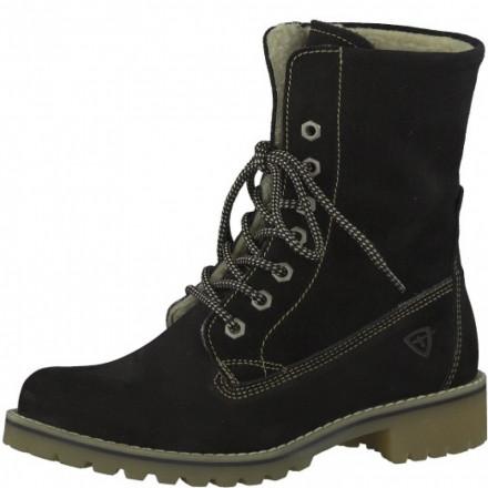 Ботинки женские Tamaris 1/1-26443/29 001 BLACK