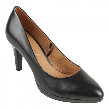 Туфли женские Caprice 9/9-22411/29 022 BLACK NAPPA