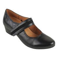 Туфли женские Caprice 9/9-24302/29 026 BLACK NAP.COMB