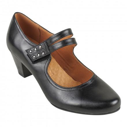 Туфли женские Caprice 9/9-24405/29 022 BLACK NAPPA