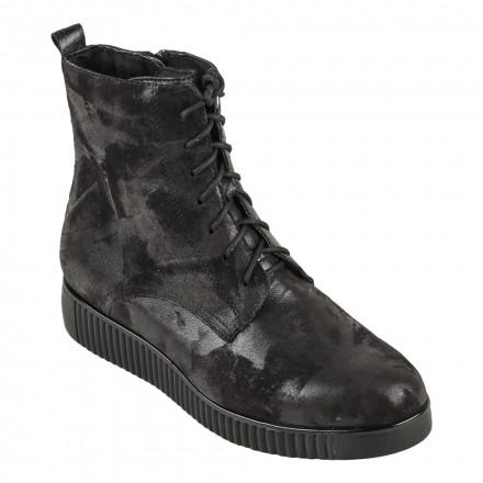 Ботинки женские Caprice 9/9-25201/29 004 BLACK SUEDE