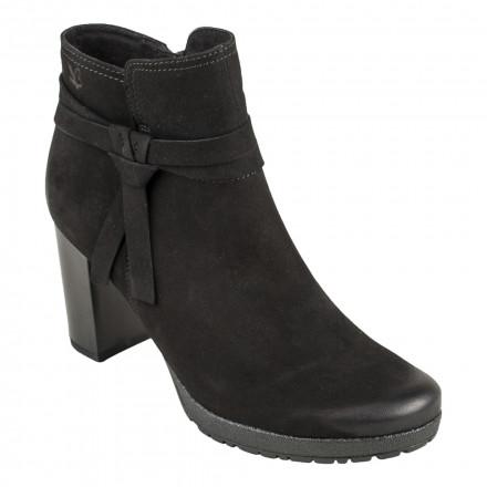 Ботинки женские Caprice 9/9-25422/29 008 BLACK NUBUC