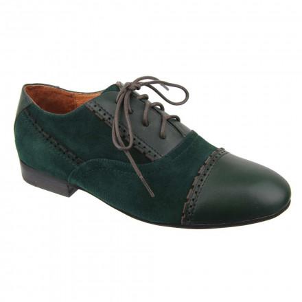 Туфли женские Welfare 973404B-GREEN