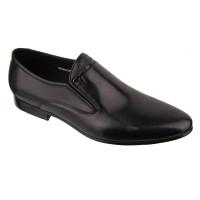 Туфлі чоловічі Welfare 550141111/BLK/34