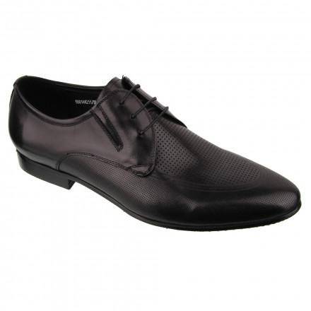 Туфлі чоловічі Welfare 550144211/BLK/34