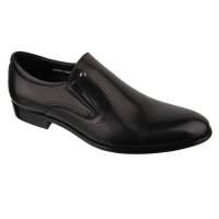 Туфлі чоловічі Welfare 550154111/BLK/34