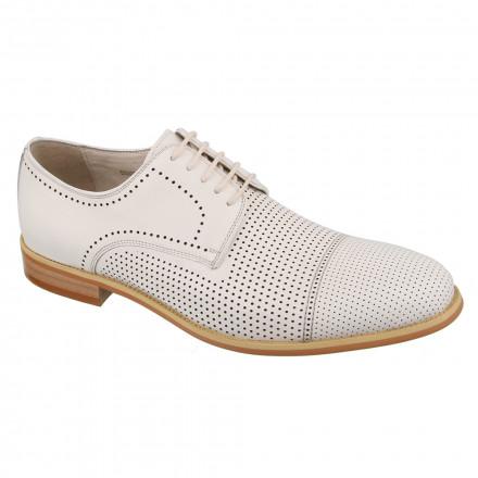 Туфлі чоловічі Welfare 550174411/MILK/34