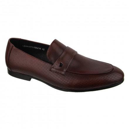 Туфлі чоловічі Welfare 120444111/BRN/34