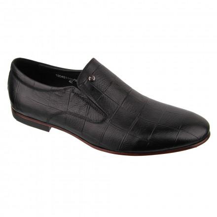 Туфлі чоловічі Welfare 120421111/BLK/34