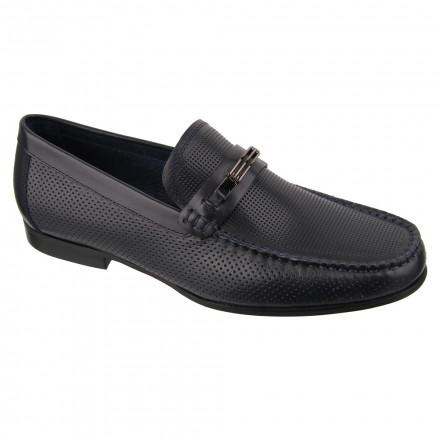 Туфлі чоловічі Welfare 120504311/BLUE/34