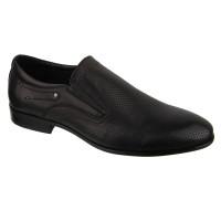 Туфлі чоловічі Welfare 120514111/BLK/34