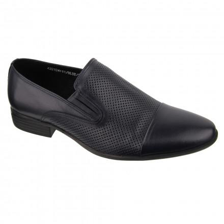 Туфлі чоловічі Welfare 422124111/BLUE/34
