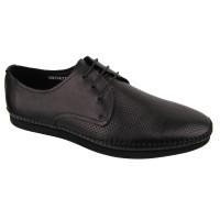 Туфлі чоловічі Welfare 422134211/BLK/34