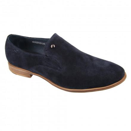 Туфли мужские Welfare 422021151/D.BLUE/34