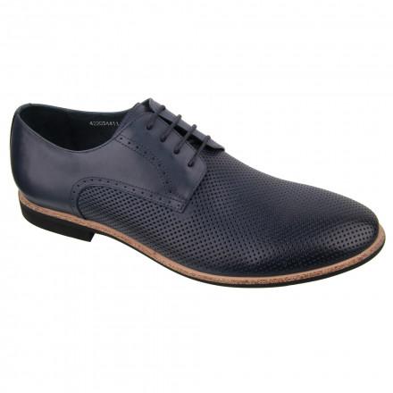 Туфлі чоловічі Welfare 422034411/BLUE/34