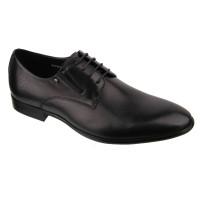 Туфлі чоловічі Welfare 421991211/BLK/34(YD230-47-B12)