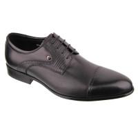 Туфлі чоловічі Welfare 421981211/BLK/34