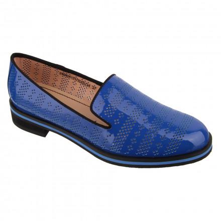 Туфли женские Welfare 240404131/BLUE/34