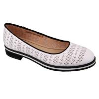Туфли женские Welfare 240404311/WHITE/34
