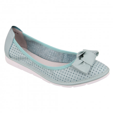 Туфли женские Welfare 271010610/BLUE/34