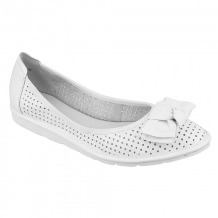 Туфлі жіночі Welfare 271010610/WHITE/34