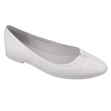 Туфли женские Welfare 271050111/WHITE/34