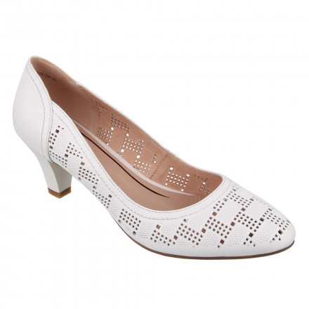 Туфли женские Welfare 271090611/WHITE/34