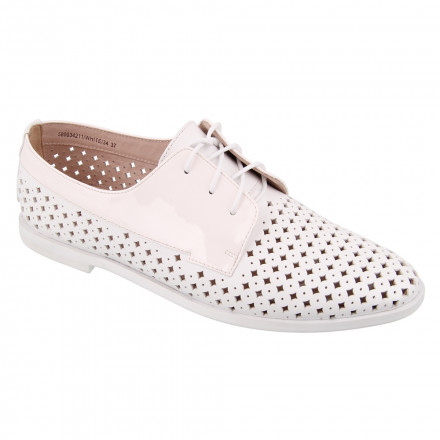 Туфли женские Welfare 580034211/WHITE/34