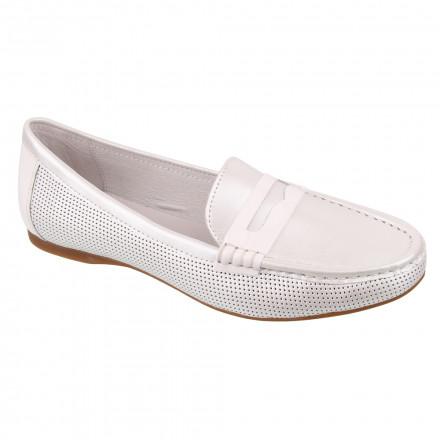 Туфли женские Welfare 520235111/WHITE/34
