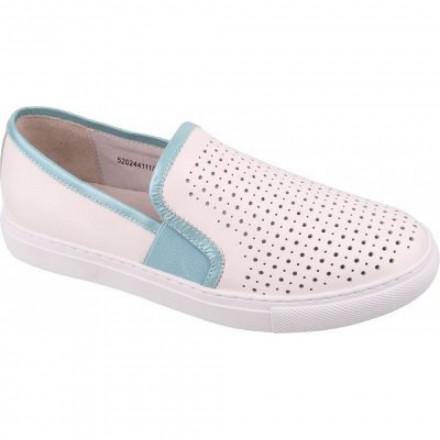 Туфли женские Welfare 520244111/WHITE/34