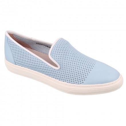 Туфли женские Welfare 530224111/BLUE/34