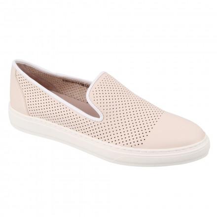 Туфлі жіночі Welfare 530224111/BEIGE/34