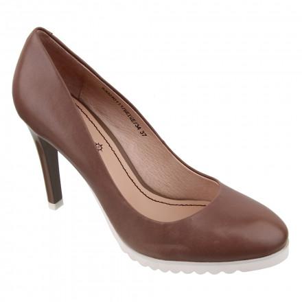 Туфли женские Welfare 530240111/BEIGE/34