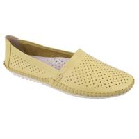 Туфли женские Welfare 540124110/YELLOW/34