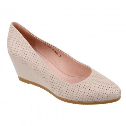 Туфли женские Welfare 540140111/BEIGE/34