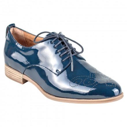 Туфлі жіночі Tamaris 1/1-23201/28 826 NAVY PATENT