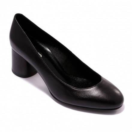 Туфли женские Welfare 1114-31  BLK  C01_Р