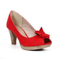 Туфли женские Marco Tozzi 2/2-29302/24 533 CHILI