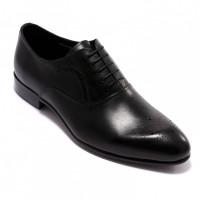 Туфлі чоловічі Welfare 550301211/BLK/36