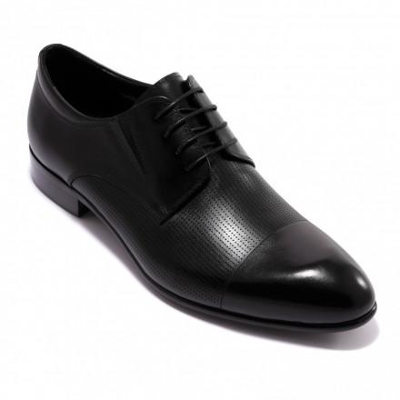 Туфлі чоловічі Welfare 550304211/BLK/36