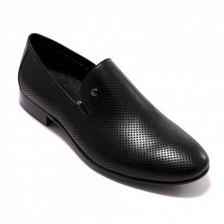 Туфлі чоловічі Welfare 550324111/BLK/36
