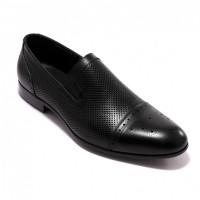 Туфлі чоловічі Welfare 550334111/BLK/36