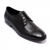 Туфлі чоловічі Welfare 120681211/BLK/36